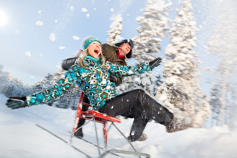 Winter fun and snowy adventure with Arctic TreeHouse Hotel